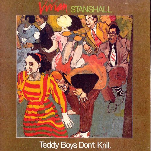 Teddy Boys Don't Knit