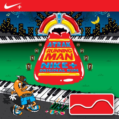 Running Man: Nike+ Original Run