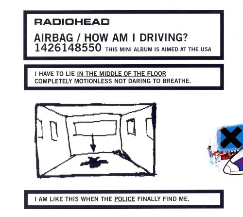 Airbag/How Am I Driving?