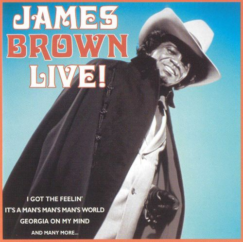 The Best of James Brown [Direct Source]