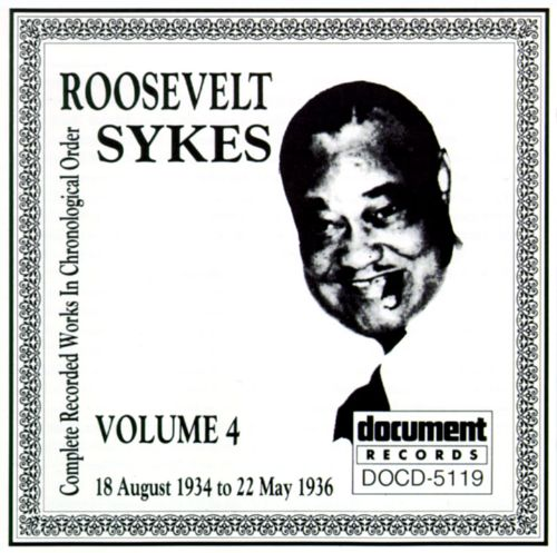 Complete Recorded Works, Vol. 4 (1934-1936)