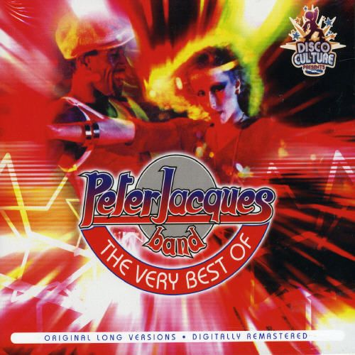 The Very Best of Peter Jacques Band