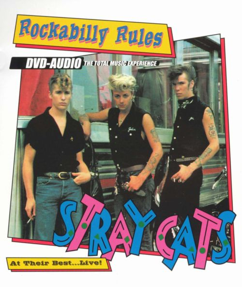 Rockabilly Rules: At Their Best Live