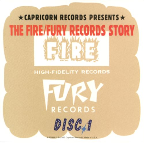 Fire/Fury Records Story