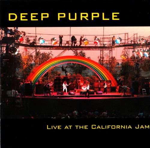 Live at the California Jam 1974