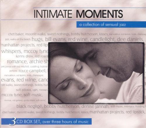 Intimate Moments [St. Clair]