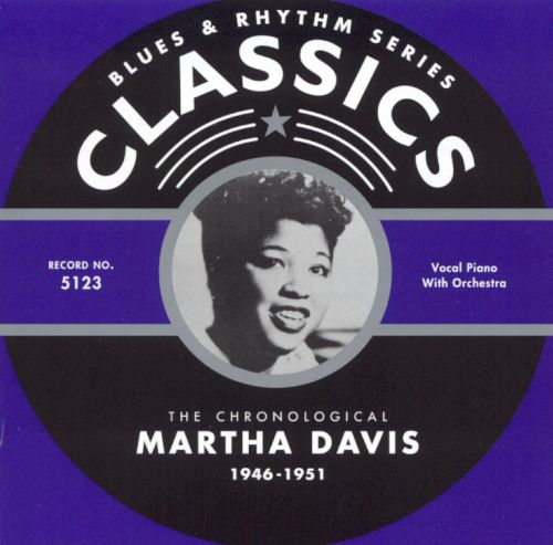 The Chronological Martha Davis 1946-1951