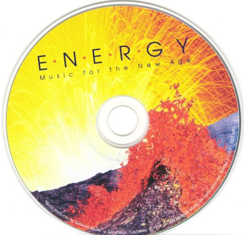 Energy: Music for the New Age [Network Music]
