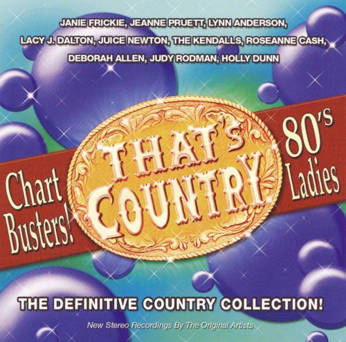 That's Country: 80's Ladies