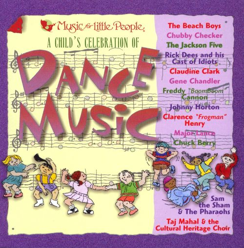 A Child's Celebration of Dance Music