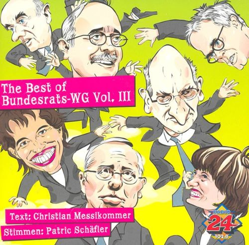 The Best of Bundesrats-WG, Vol. 3