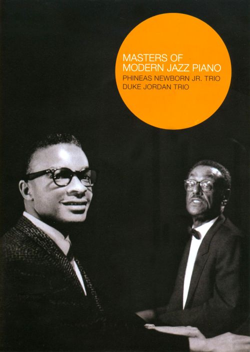 Masters of Modern Jazz Piano
