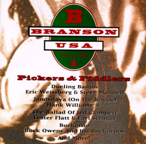 Branson USA, Vol. 1: Pickers & Fiddlers