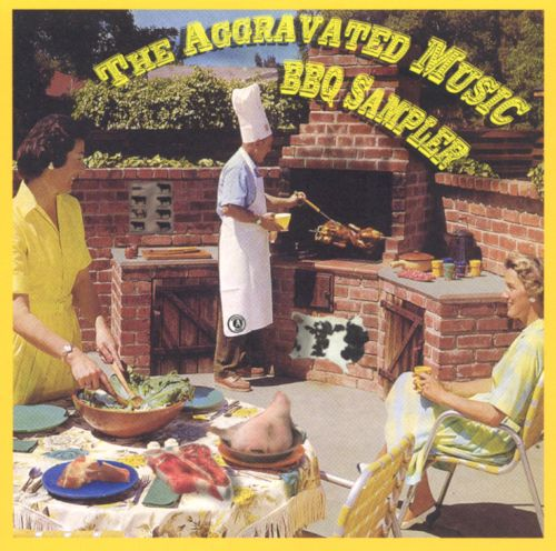 The Aggravated Music BBQ Sampler