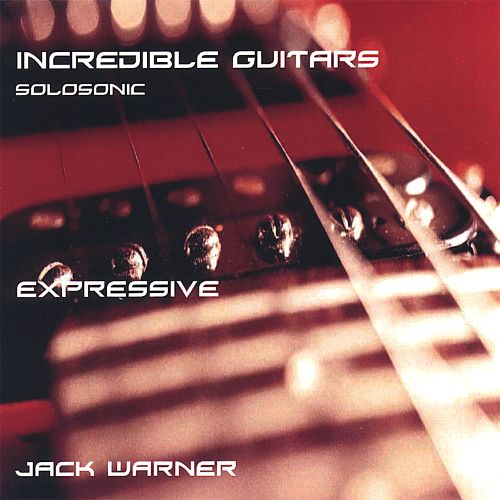 Incredible Guitars: Expressive-Solosonic