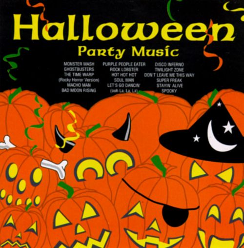 drewu0027s famous halloween party music