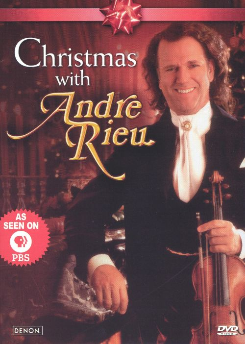 Christmas with André Rieu [Video]