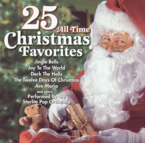 25 All Time Christmas Favorites [Green]