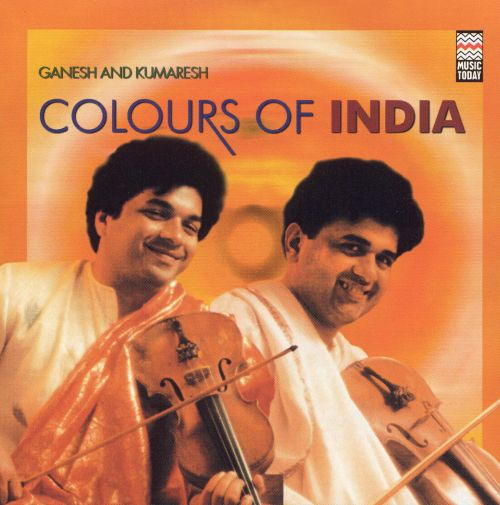 colours of india ganesh kumaresh