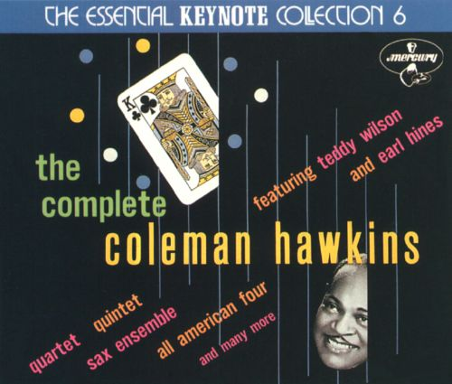 The Complete Coleman Hawkins on Keynote
