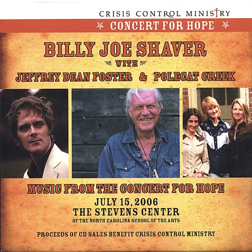 Crisis Control Ministry Concert for Hope