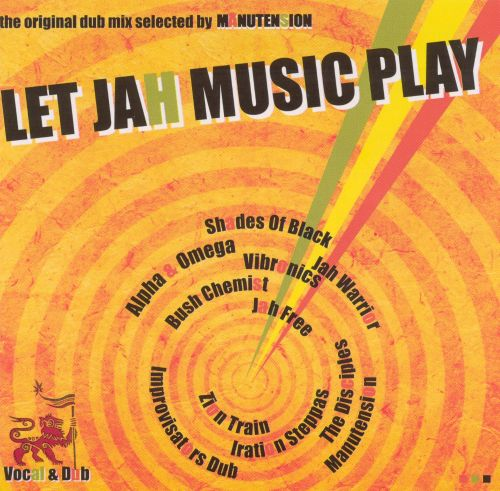 Let Jah Music Play