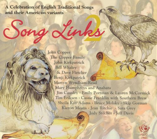 Song Links, Vol. 2: A Celebration of English Traditional Songs