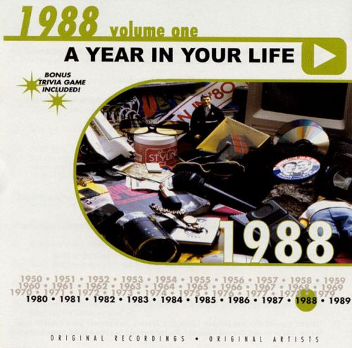 A Year in Your Life: 1988, Vol. 1