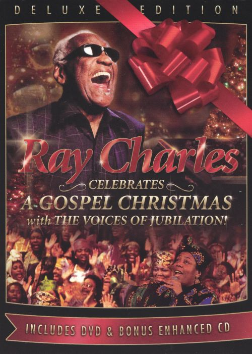 Ray Charles Celebrates A Gospel Christmas With The Voices Of Jubilation! [Video/DVD]