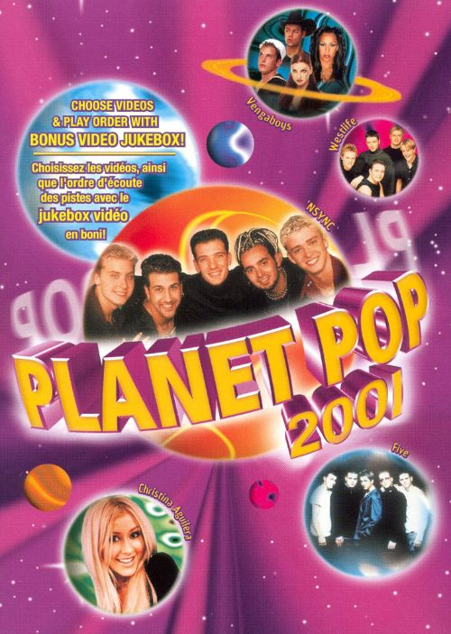 Planet Pop 2000 [Video/DVD]