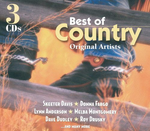 Best of Country [Madacy 2002]