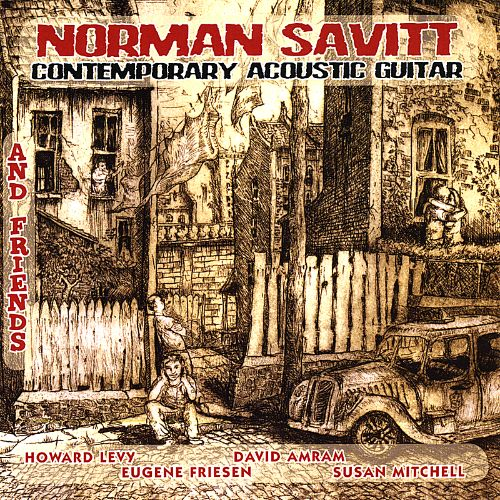 Norman Savitt and Friends