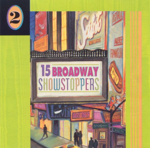 15 Broadway Showstoppers, Vol. 2