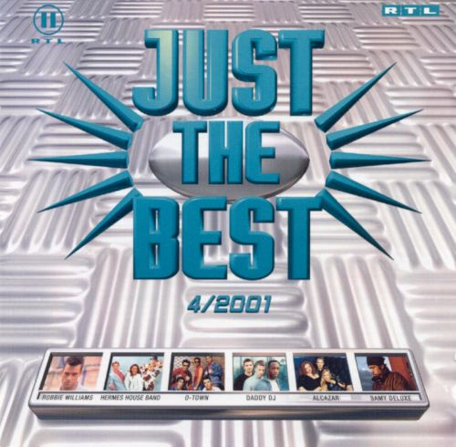 Just the Best 2001, Vol. 4