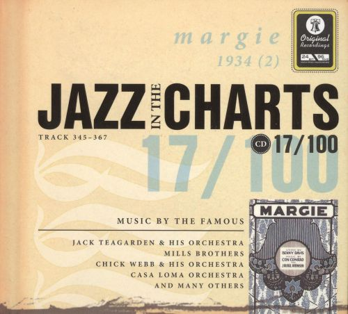 Jazz in the Charts, Vol. 17: Margie 1934
