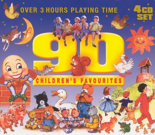 90 Children's Favourites