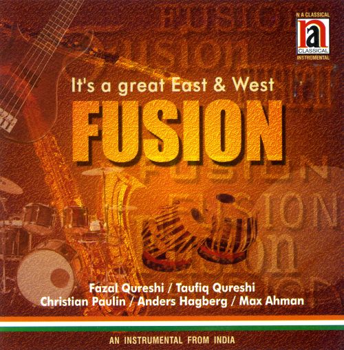 It's a Great East & West Fusion