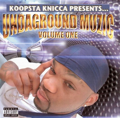 Undaground Muzic, Vol. 1
