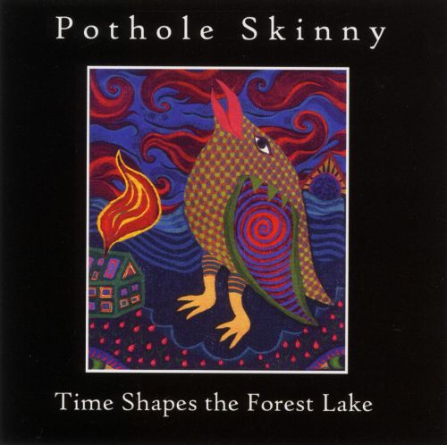 Time Shapes The Forest Lake