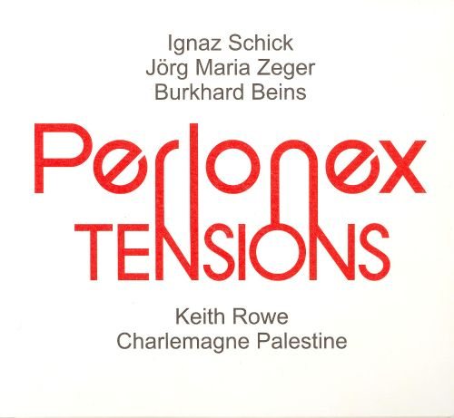 Tensions - With Keith Rowe And Charlemagne Palestine