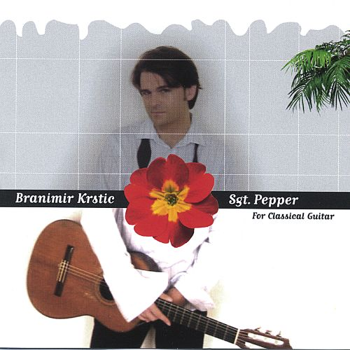 Sgt. Pepper for Classical Guitar