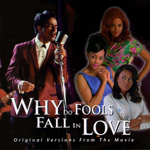Why Do Fools Fall in Love: Original Versions