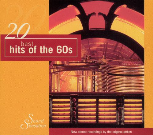 20 Best Hits Of The 60s - Various Artists