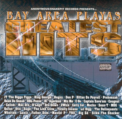 Bay Area Playas Greatest Hits