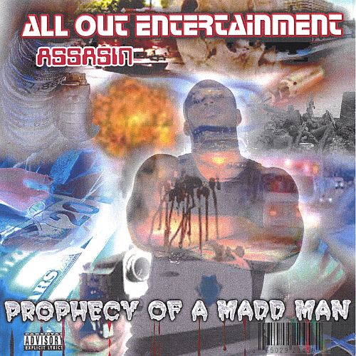 Prophecy of a Maddman