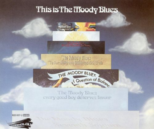 this is the moody blues - the moody blues | songs, reviews, credits