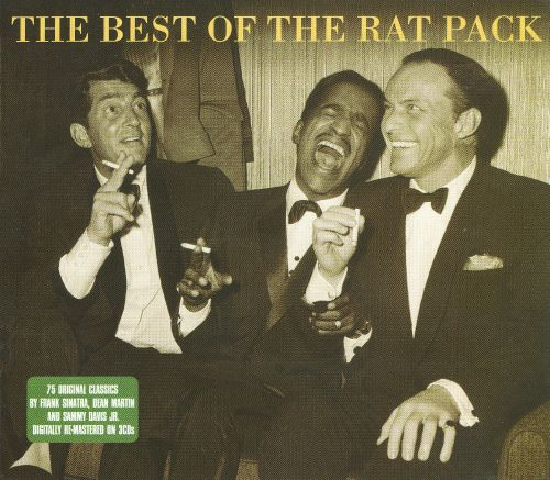 Best of the Rat Pack [Cannon House]