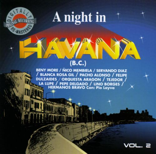 Night in Havana, Vol. 2