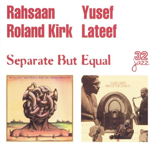 Separate But Equal: The Case of the 3 Sided Dream in Audio Color/Part of the Search