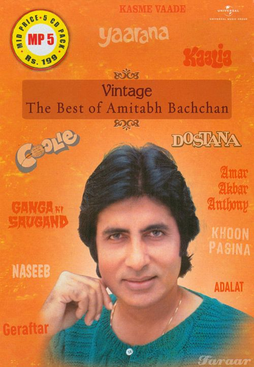 Vintage: The Best of Amitabh Bachchan